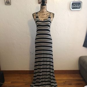 Brandy Melville maxi, sleeveless dress, one size